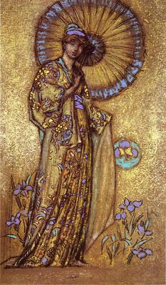 Whistler Design for a Mosaic