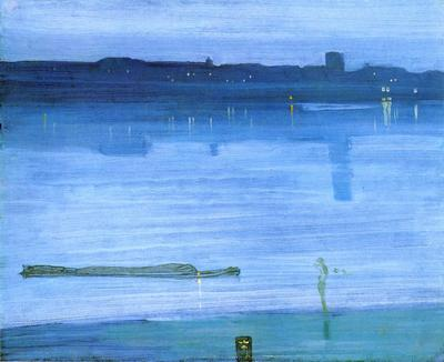 Whistler Nocturne Blue and Silver Chelsea