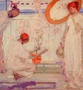 The White Symphony Three Girls