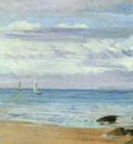 Whistler Blue and Silver Trouville