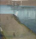 Whistler James Abott McNeill Valparaiso Harbor