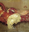 Whistler Note in Red = The Siesta