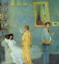 Whistler The Artist s Studio