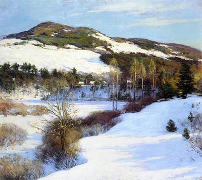 Metcalf Willard Leroy Cornish Hills