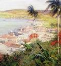 Metcalf Willard L Havana Harbor