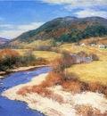 Metcalf Willard L Indian Summer Vermont