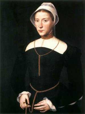KEY Willem Portrait Of A Lady