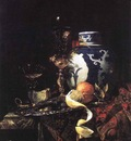 KALF Willem Still Life With A Late Ming Ginger Jar