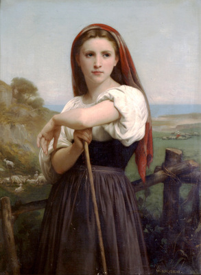 jeune bergere