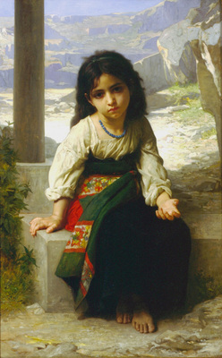 La Petite Mendiante