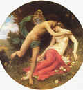 Bouguereau Cupid and Psyche