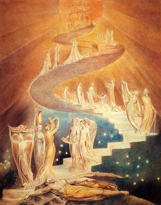 Blake William Jacobs Ladder