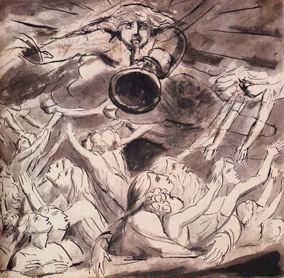 Blake William The Resurrection