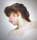 WilliamBouguereau EtudedetetedeFemmeBlondeprofil 1898Large
