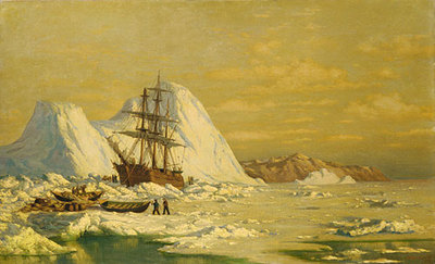 Bradford William An Incident Of Whaling