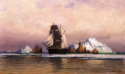 Bradford William Fishing Fleet off Labrador2