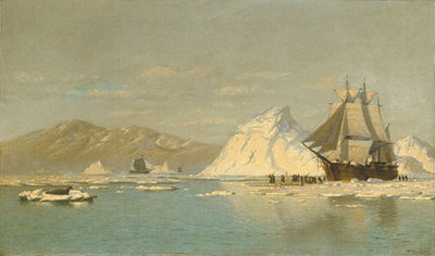 Bradford William Off Greenland