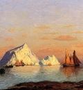 Bradford William Fishermen off the Coast of Labrador