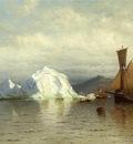 Bradford William Labrador Fishing Boats near Cape Charles
