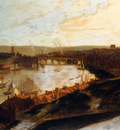 Daniell William View Of Newcastle On The River Tyne From St Anns