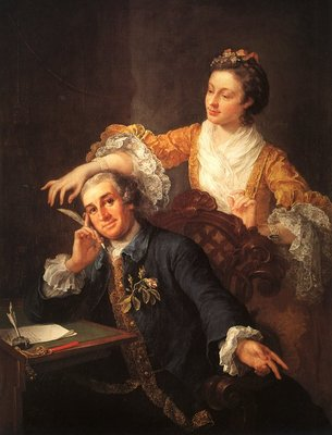 David Garrick and his Wife CGF