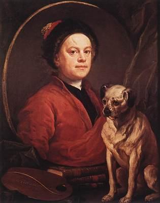 The Painter and his Pug WGA