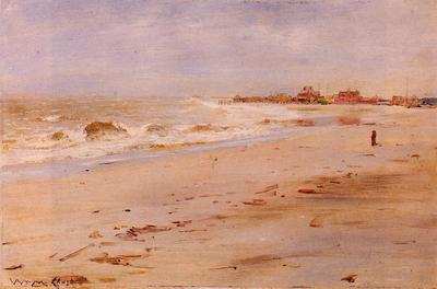 Chase William Merritt Coastal View