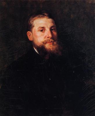 Chase William Merritt Portrait of a Gentleman