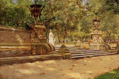 Chase William Merritt Prospect Park Brooklyn