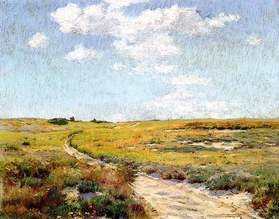 Chase William Merritt Sunny Afternoon Shinnecock Hills
