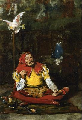Chase William Merritt The King s Jester