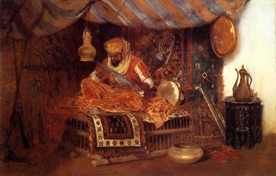 Chase William Merritt The Moorish Warrior