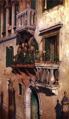 chase william merritt venice