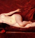 Chase William Merritt A Study In Curves