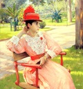 Chase William Merritt Afternoon In The Park