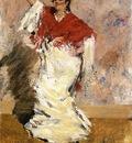 Chase William Merritt Dancing Girl