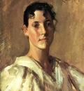 Chase William Merritt Portrait of a Woman2