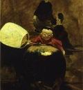 Chase William Merritt The Japanese Doll