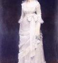 Chase William Merritt The White Rose aka Miss Jessup
