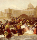 Frith William Life At The Seaside Ramsgate Sands
