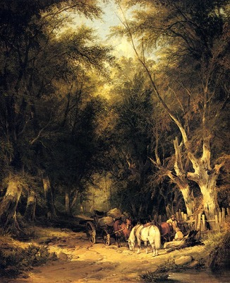 Shayer William In The New Forest