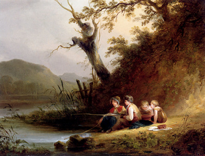 Shayer William The Young Anglers