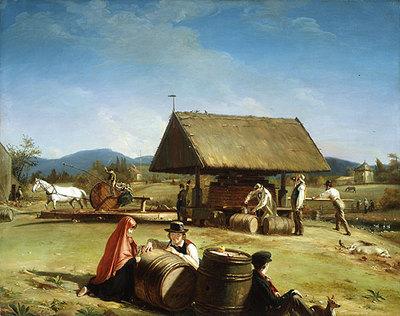Mount William Sidney Cider Making
