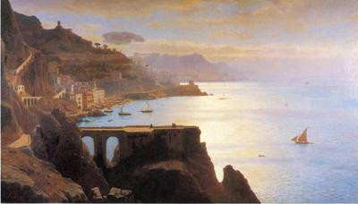 Haseltine William Stanley Amalfi Coast