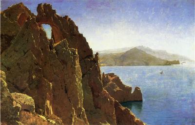 Haseltine William Stanley Nataural Arch Capri