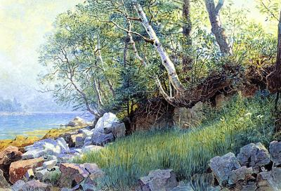 Haseltine William Stanley North East Harbor Maine