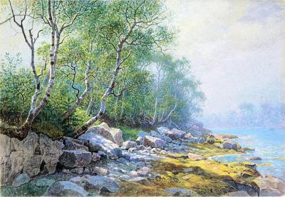 Haseltine William Stanley Seal Harbor Mount Desert Maine