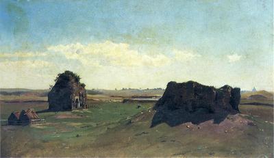 Haseltine William Stanley Torre degli Schiavi Campagna Romana