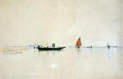 Haseltine William Stanley Venetian Lagoon
