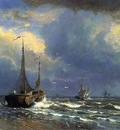 Haseltine William Stanley Dutch Coast